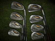 PING GOLF CLUBS i3 BLADE IRONS STIFF FLEX   PING IS ALWAYS A GREAT INVESTMENT