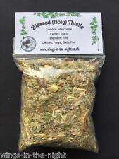 BLESSED THISTLE Magical Dried Herb ~ Protection/Purification/Hex-Breaking
