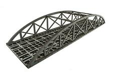 More details for wws double mdf grey hi-detail bowstring bridge choose length–oo/ho modelrailway