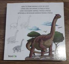 How to draw dinosaurs step by step. Ediz. multilingue