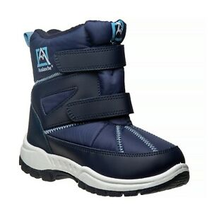 Avalanche Boys Double Strap Snow Boots