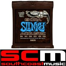Ernie Ball E 2150 Acoustic Extra Slinky String Set 10-50 Phosphor Bronze Strings