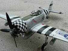 Thunderbolt p-47 estados unidos 1944 Warbird/Altaya/Ixo 1:72/Aircraft/yakair/avion