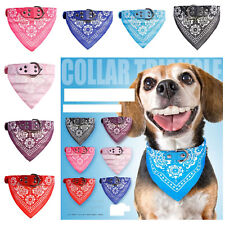 Pretty Small S Female Dog Bandana Collars German Sheperd Great Dane Sale