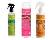 Bio-Life Anti-Allergen Bundle: AirCleanse, FabriCleanse & HomeCleanse