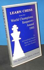 Learn Chess From the World Champions: Kasparo-Anand 1995 (Book)