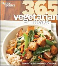 Better Homes and Gardens 365: Better Homes and Gardens 365 Vegetarian Meals...