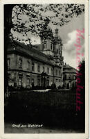 AK Legnickie Pole (Wahlstatt) Schles., ehem. Klosterkirche , 23/10