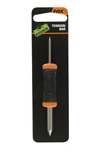 Fox Edges Tension Bar Tool für Vorfächer Stiffrigs Knoten Schlaufen Rigs NEW OVP