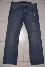 Diesel Jeans Mod. Zatiny - dunkelblau - W32/L32 - gerade used look gut- 21117-66
