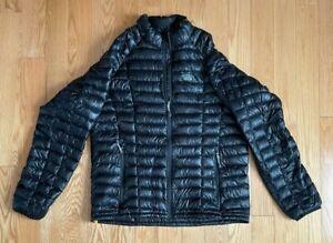 mountain hardwear ghost whisperer down jacket Black Large