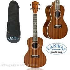 LANIKAI LMAC MAHOGANY SERIES CONCERT UKULELE IN SATIN FINISH w/LANIKAI BAG