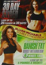 Jillian Michaels - 30 Day Shred / Banish Fat (DVD)
