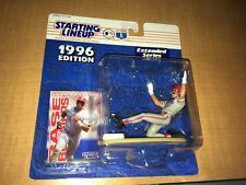 Juan Gonzalez Texas Rangers 1996 Kenner SLU Starting Line Up Figure IP HI