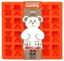 Gummy Bear Silicone Mold Large Giant Maker Easter Cupcake Decorations Bath Bombs