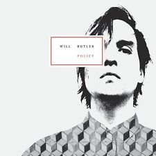"Will Butler - Policy (Arcade Fire) (NEW 12"" VINYL LP)"
