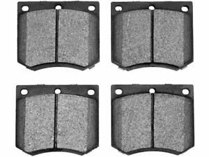 For 1972-1973 Triumph GT6 Brake Pad Set Front Dynamic Friction 53476YW
