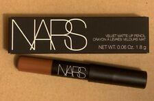 NARS Satin Lip Pencil/Crayon in Dance Fever Travel Size (0.06oz/1.8g) New in Box