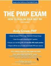 The PMP Exam: How to Pass On Your First Try (Test Prep series)