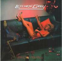 LETCHEN GREY - PARTY POLITICS (1986) Melodic Hard Rock CD Jewel Case+FREE GIFT