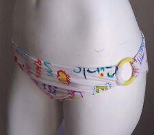 New NWT Luella Target graffiti bikini swimsuit bottom sz XL