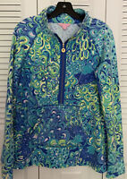 Lilly Pulitzer Skipper Popover  Lilly Lagoon Small