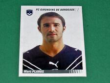 N°39 MARC PLANUS GIRONDINS BORDEAUX PANINI FOOT 2009 FOOTBALL 2008-2009