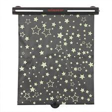 Coche Universal Ventana Sol Sombra Blinder Retráctil noche estrellada resplandor Diono