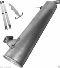 Dummy Catalytic Converter Muffler Exhaust Smart Cabrio Fortwo City CDI