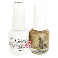 GELIXIR Soak Off Gel Polish Duo Set (Gel + Matching Lacquer) - 134