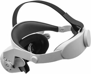 Oculus Quest 2 Adjustable Replacement Comfort Halo Style Head Strap (not Elite)