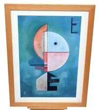 Upwards By Kandinsky Abstract Modern Art 1929 Quality Print Framed Kings Gallery