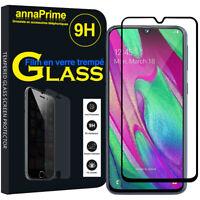 """Vitre Film Verre Trempe Protecteur d'écran Samsung Galaxy A40 5.9"""" SM-A405F"""