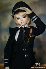 Francis [Mystic Kids]Pilot 1/4 MSD BOY DOLL Mini Super Dollfie BJD Resin 46CM MK