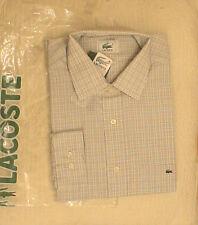 Vêtement Chemisier Lacoste ( MATIN) Taille 41 jamais porté - Expertise LACOSTE -