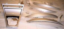 BMW Brand OEM Genuine E83 X3 2004-2006 Aluminum Interior Trim Kit BRAND NEW