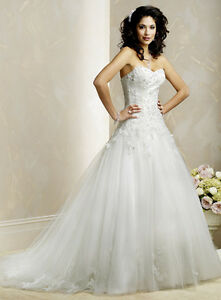 Elegant Lace Wedding Dresses Size 6 8 10 12 14 16 18 Custom Made