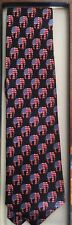 Mens Republican Silk Tie
