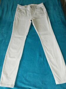 Weiße Mac Jeans Dream skinny Gr. 38 / 30