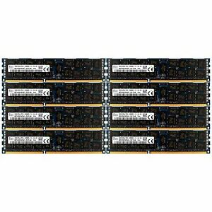 PC3-12800 8x16GB DELL POWEREDGE R610 R710 R815 R510 C6105 C6145 R720 MEMORY Ram