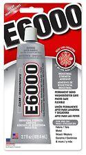 E6000 Craft Adhesive 3.7 oz Glue Multi Purpose Industrial Strength Wood Fabric++