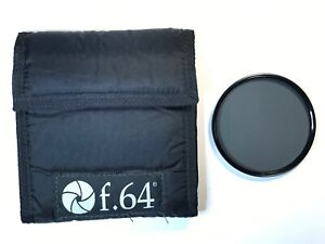77mm Circular Polarizer - Promaster low profile w/4 filter soft pouch case
