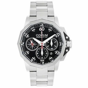 Corum Admiral's Cup Stainless Steel Automatic Men's Watch A753/04259