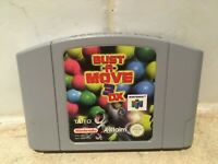 Bust a Move 3 DX for Nintendo 64 N64 Game Cart - Classic - Worn