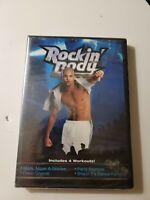 Rockin' Body - Includes 4 Workouts! Shaun T (DVD, 2008, Beachbody) New & Sealed