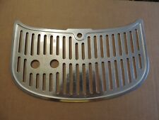 KITCHENAID KPES PROLINE ESPRESSO MACHINE DRIP PAN STAINLESS GRILLE COVER USED