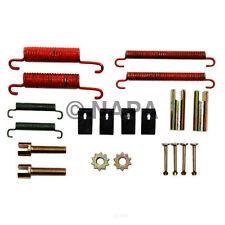 Parking Brake Shoe Hardware Kit NAPA/ULTRA PREMIUM BRAKE PARTS-UP 3034