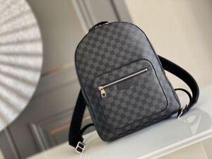Louis Vuitton Backpack, Designer Backpack, Leather Designer , Adjustable Straps