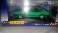 CORGI Vanguards Ford Capri MK3 3.0S VA10815A  1-43 scale model car