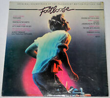 Philippines FOOTLOOSE MOVIE SOUNDTRACK Kenny Loggins, Bonnie Tyler LP Record